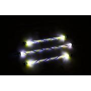 LED világítós ördögbot, ördögpálca, virágpálca