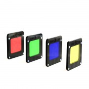 Lume Cube RGBY Color Pack - 4 stuks