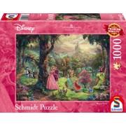 Schmidt Disney Sleeping Beauty, 1000 stukjes - Puzzel - 12+