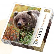 Trefl Puzzle Slagalica Grizli Nature Edition 1000 kom (10518)