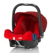 Britax Römer capazo Baby-Safe plus SHR II Red Flame
