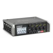 Zoom F4 Multitrack Fieldrecorder Gravadores Portáteis