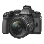 Olympus Máquina Fotográfica Mirrorless E-M1 12-40mm (16 MP - Sensor: Micro 4/3 - ISO: 64 a 25600)