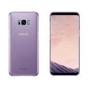 Samsung Etui Samsung Clear Cover EF-QG955 Galaxy S8+ Plus violet