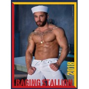 Calendar 2018 Raging Stallion
