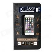 Anti-Spy vidrio templado Espejo de Cine para Samsung Galaxy S6 - Negro