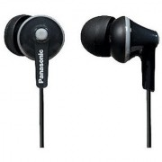 Panasonic RP-TCM125E-K Wired Headset (Black)