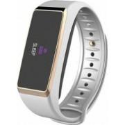 SmartBand Fitness ZeFit 2 Pulse White Resigilat