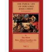 The Public Life of Our Lord Jesus Christ: An Interpretation, Paperback/Ryan Grant