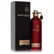 Montale Aoud Red Flowers For Women By Montale Eau De Parfum Spray 3.3 Oz