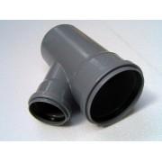 PVC ág 45° 50-40