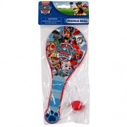 "UPD Nick Jr. Paw Patrol ""Just Yelp for Help"" Play Time Paddle Ball! Featuring Chase, Marshall, Skye, Rubble, Zuma & Rocky!"