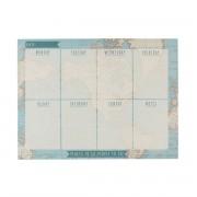 kalender - Kalender Weekplanner | Sass & Belle