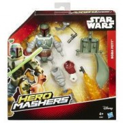 Figurina Star Wars Hero Mashers Deluxe episode VI Boba Fett
