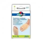 PIETRASANTA PHARMA SpA Master-Aid® Foot Care Protezione Combinata Alluce Valgo E Metatarso Misura Small 1 Pezzo