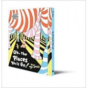 Oh, The Places You'll Go! Deluxe Slipcase edition, Hardcover/Dr Seuss