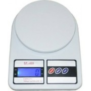 jivo Electronics Digital 7 Kg X 1 Gm Kitchen Multi-Purpose Weighing Scale (White) Weighing Scale(White)