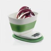 Balanza de Cocina Laica Ks-1026 Verde