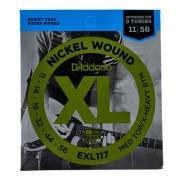 Daddario EXL117