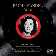 Bach/Handel - Arias (0747313329526) (1 CD)