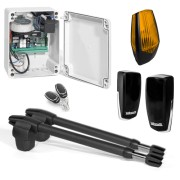 Kit automatizare poarta batanta 2x4m -MOTORLINE, LINCE600-24V-KIT