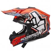 Scorpion EXO VX 15 EVO ROK BAGAROS Casca MotoCross Marime XL 59-60 cm