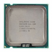 Intel Pentium Dual Core E2200 2.20 GHz - second hand