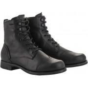 Alpinestars Distinct Drystar Motorcycle Boots Black 42 43