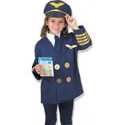 Melissa & Doug - Piloot - verkleedkleding - 3-6 jaar