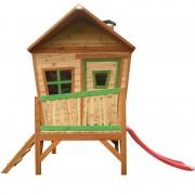AXI - Iris Playhouse: Maisonnette pour enfants, fenêtres intégrées et