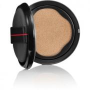 Shiseido Synchro Skin Self-Refreshing Cushion Compact Refill base compacta de longa duração recarga tom 140 Porcelain 13 g