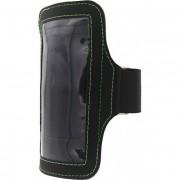 Husa tip suport de brat Tellur 4 inch Black/Green