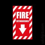 T-shirt Fire Extinguisher