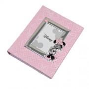 album da bambina minnie mouse - album foto ricordo 20x25 cm