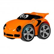 Chicco Coche Turbo Touch Stunt Car, Richie Road, Color Naranja
