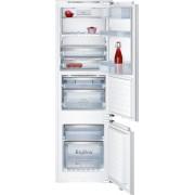NEFF K8345X0 beépíthető alulfagyasztós kombinált hűtőszekrény