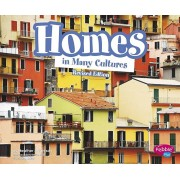 Homes in Many Cultures, Paperback/Heather Adamson