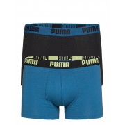 Puma 2PACK pánské boxerky Puma vícebarevné (521015001 007) S