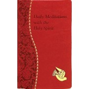 Daily Meditations with the Holy Spirit, Hardcover/Jude Winkler