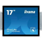 Zaslon osjetljiv na dodir 43.2 cm (17 cola) Iiyama TF1734MC-B1X 1280 x 1024 piknjica 5:4 5 ms VGA, DVI, USB TN LED
