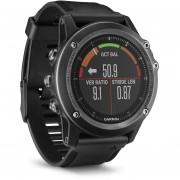 Reloj Garmin Fenix 3 HR R Cardiaco Silicon Smartwatch - Gris