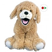 Record Your Own Plush 16 inch Golden Retriever Puppy - Ready To Love In A Few Easy Steps
