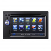 Unitate Multimedia auto 2 DIN Blaupunkt - TOR-New York 845