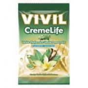 Bomboane creme life cu vanilie si menta, fara zahar 110gr VIVIL