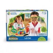 Set educativ de experimente pentru prescolari - Micul chimist Learning Resources