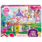 My Little Pony Wedding Castel 98734 set de joaca (Princess Cadance,Shining Armor)