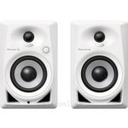 Pioneer Pioneer Dm-40-W. Utilizzo Raccomandato: Dj, Tipo Di Speaker: 2-Vie, Sistema Audio: 2.0 Canali. Tecnologia Di Connessione: Cablato, Tipo Interf