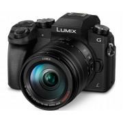 PANASONIC Lumix DMC-G80 + 14-140mm f/3.5-5.6 OIS Preta