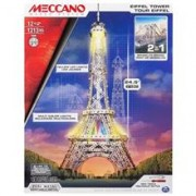 Jucarie Meccano Eiffel Tower Construction Set
