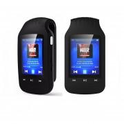 "HOTT 8GB MP3 Player 1.8 ""Pantalla LCD Reproductor De Música Estéreo De MP3 Con Sport Podómetro Bluetooth FM Radio TF Ranura Para Tarjeta"